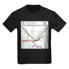 Metropolitan Transportation Detroit Transi T-Shirt