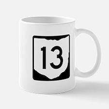 State Route 13, Ohio Mug