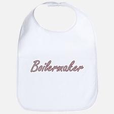 Boilermaker Artistic Job Design Bib