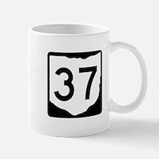 State Route 37, Ohio Mug
