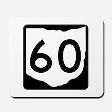 State Route 60, Ohio Mousepad