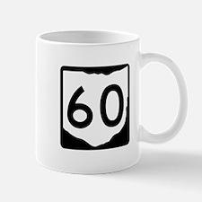 State Route 60, Ohio Mug