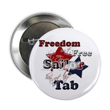 Freedom isn't Free(sailor) Button