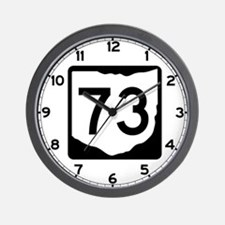 State Route 73, Ohio Wall Clock