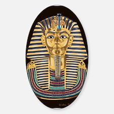 Tutankhamon's Mask Decal