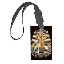 Tutankhamon's Mask Luggage Tag