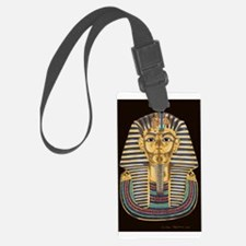 Tutankhamon's Mask Luggage Tag