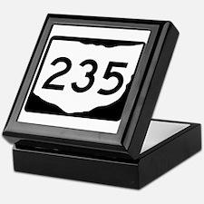 State Route 235, Ohio Keepsake Box
