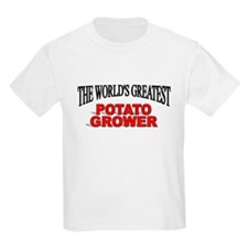 """The World's Greatest Potato Grower"" T-Shirt"
