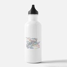 Cute Urban Water Bottle