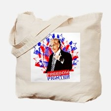 Freedom Fighter (Ron Paul 200 Tote Bag