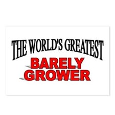 """""""The World's Greatest Barley Grower"""" Postcards (Pa"""