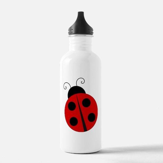 Cute Cute room decor Water Bottle
