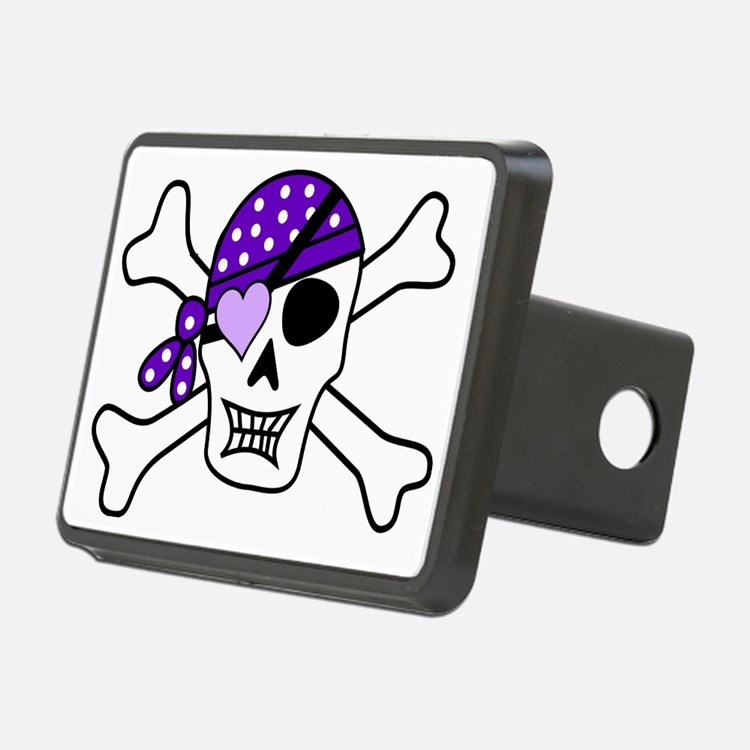 Cute Girly skull Hitch Cover