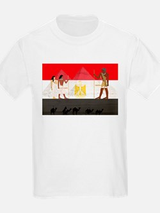 Egyptian Graphic T-Shirt