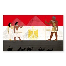 Egyptian Graphic Decal