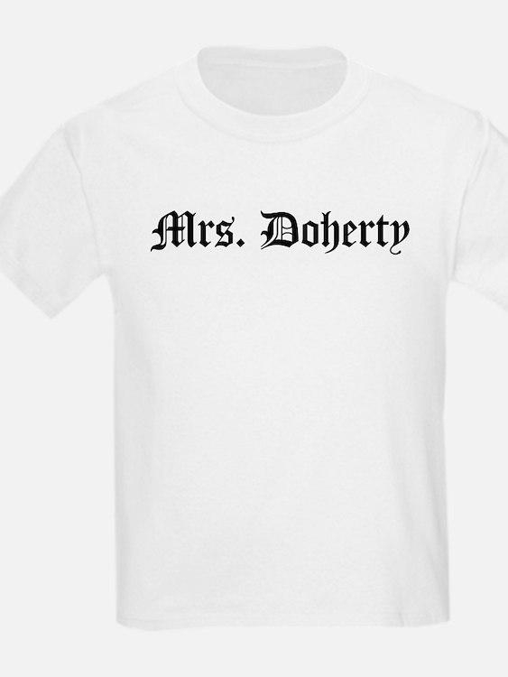 Mrs. Doherty T-Shirt