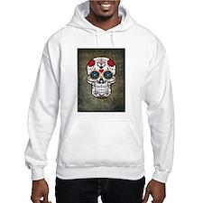 Sugar Skull (color) Hoodie