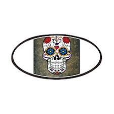 Sugar Skull (color) Patch