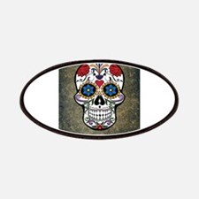 Sugar Skull (color) Patch
