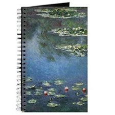 Waterlilies by Claude Monet Journal