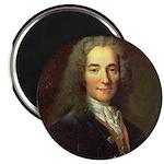 Voltaire Magnet