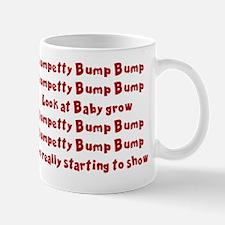 BABY BUMP - BUMPETTY BUMP BUMP.   Mug