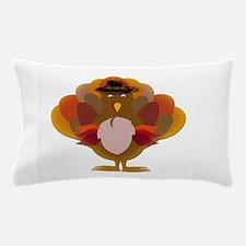 Cute Thanksgiving Turkey Pillow Case