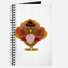 Cute Thanksgiving Turkey Journal
