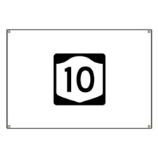 State Route 10, New York Banner