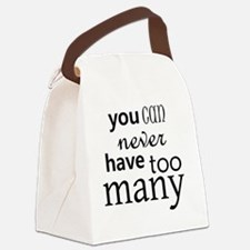 Polyamory Canvas Lunch Bag