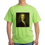Voltaire Green T-Shirt