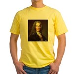 Voltaire Yellow T-Shirt