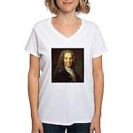 Voltaire Women's V-Neck T-Shirt
