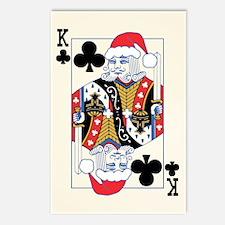 """Ho Ho Hold'em"" Holiday Postcards"