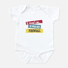 Firewall Infant Bodysuit