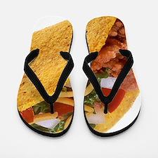 Hard Shell Taco Flip Flops