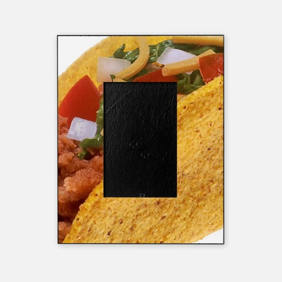 Hard Shell Taco Picture Frame