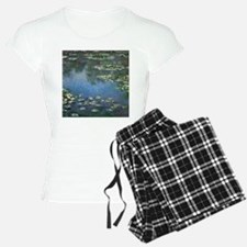 Waterlilies by Claude Monet Pajamas