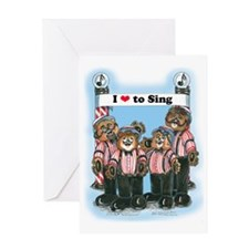 Men's - Harmony Greeting Card