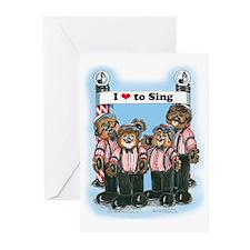 Men's - Harmony Greeting Cards (Pk of 10)