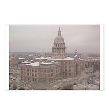 Cute Texas legislature Postcards (Package of 8)