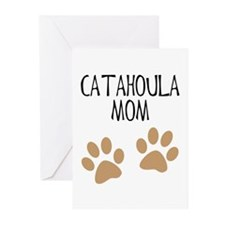 Catahoula Mom Greeting Cards (Pk of 10)