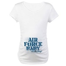 Air Force Baby On the Way Shirt