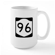 State Route 96, New York Mug