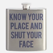 Know Your Place... Flask