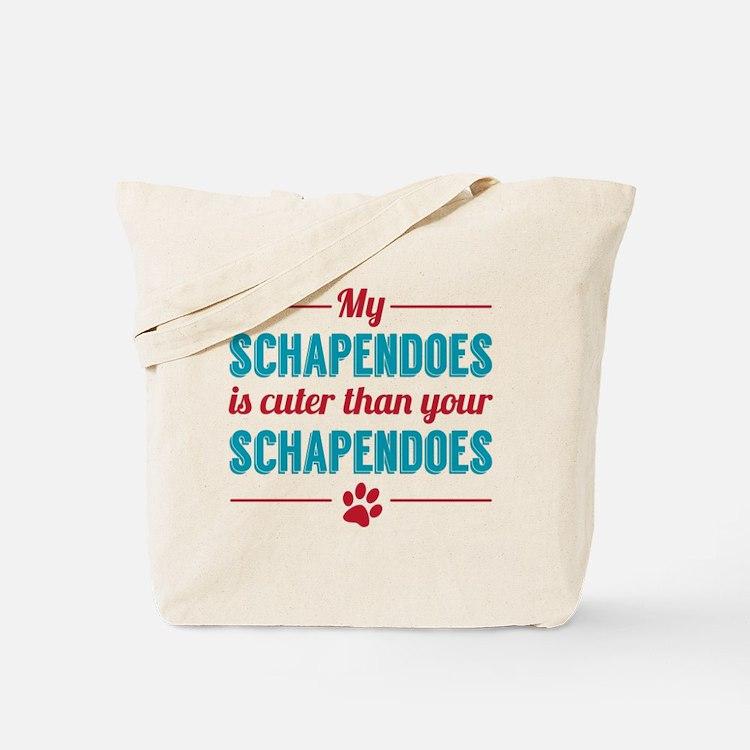 Cuter Schapendoes Tote Bag