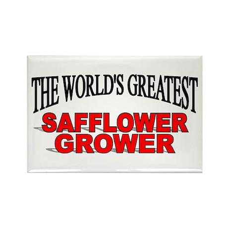 """The World's Greatest Safflower Grower"" Rectangle"