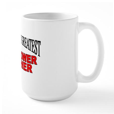 """The World's Greatest Safflower Grower"" Large Mug"