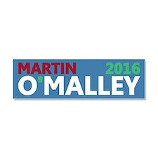 Martin O'Malley 2016 Car Magnet 10 x 3